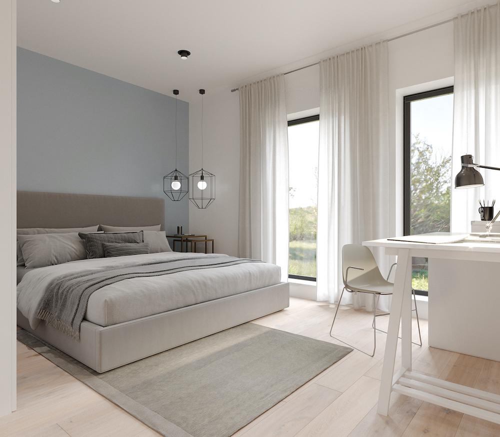 appartement-lede-magnolia-bed